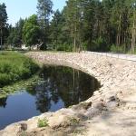 Keila jõe kaldakindlustus