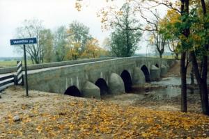 Vanamõisa silla rekonstrueerimine