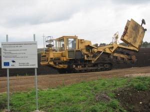 Sinema maaparandussüsteemi rekonstrueerimine